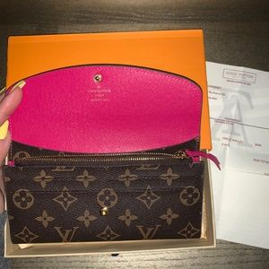 Tory Burch Bags - Louis Vuitton Emilie wallet